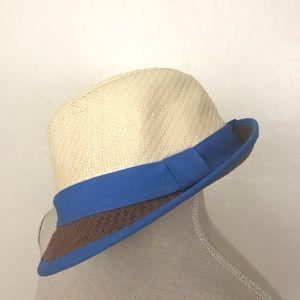 19de1f75793 Men s Blue Fedora Hat on Poshmark